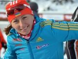 Украина завоевала первую медаль. Семеренко взяла бронзу в биатлоне