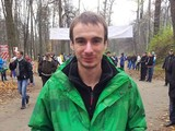 Полумарафон в Харькове выиграл житель Днепропетровска