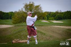 В харьковском Superior golf club открыли сезон гольфа