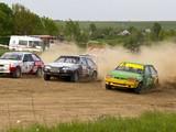 В Харькове стартовал Чемпионат Украины по автокроссу