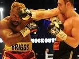 После боя против Кличко, Бриггс в критическом состоянии попал в больницу
