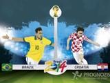 Матч-открытие Бразилия-Хорватия: стартовые составы и прогнозы