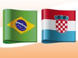 Матч-открытия Чемпионата Мира: Бразилия забивает в свои ворота (ВИДЕО)