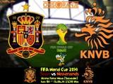 Испания vs Голландия: в Бразилии готовятся к главному противостоянию первого тура