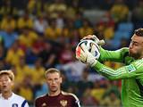 Россия провалила матч с Кореей или, Как лажал Акинфеев (ВИДЕО)