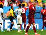 Прощай Португалия, прощай Роналду