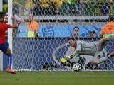 Драматизм матча Бразилия-Чили (ВИДЕО, ФОТО)