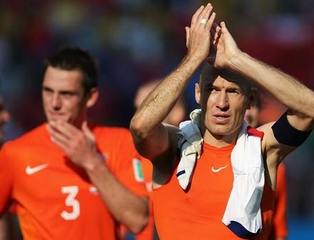 Голландия феерически вырывает победу у Мексики в конце матча (ВИДЕО)