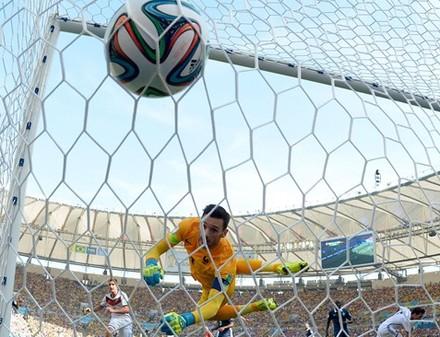 Немцы в полуфинале чемпионата мира