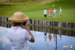 Открытый Чемпионат Украины по гольфу 2014 стартовал в Харькове