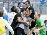 Заря триумфально проходит в следующий этап Лиги Европы