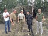Стаховский: «Мы живем в спокойствии, только из-за солдат, которые отдают за нас свою жизнь»