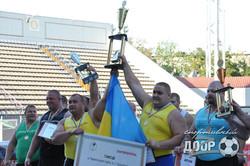 Украинские силачи - чемпионы мира! Яркие моменты.