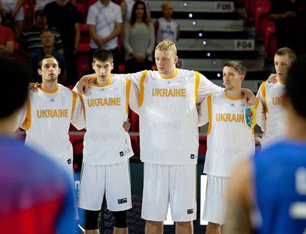 Украина оконфузилась на Чемпионате мира