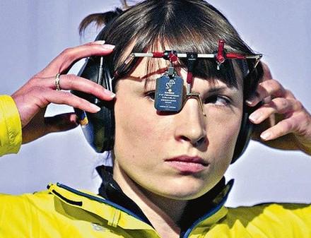 Чемпионат мира. Украинка уступила первому месту 1 мм