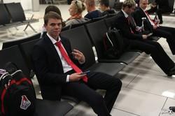 Как Локомотив вылетал в Словению