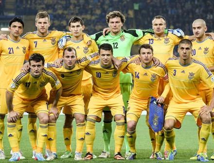 Украина обходит Англию и отрывается от России