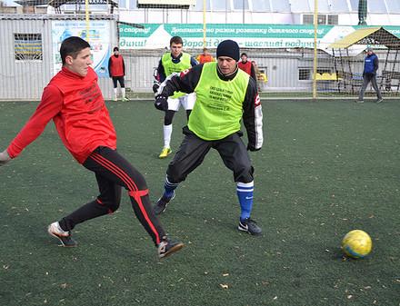 В Киевском районе готовятся чествовать победителей турнира по мини-футболу (ФОТО)