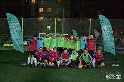 В Киевском районе определят победителей турнира по мини-футболу