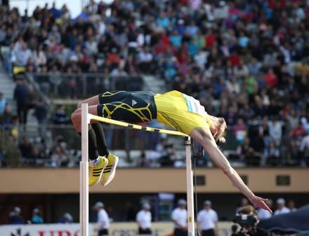 Богдан Бондаренко - третий легкоатлет в мире!