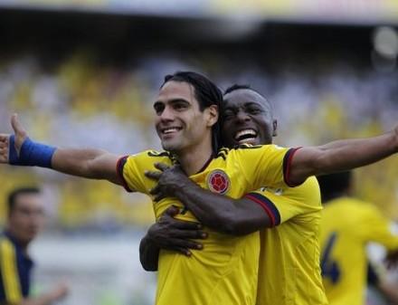 Колумбийцы хотят от Украины полмиллиона долларов за товарищеский матч