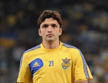 Эдмар не сыграет за сборную Украины