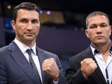 Пулев: если побью Кличко - женюсь прямо на ринге