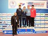 Тхэквондист из Харькова победил на чемпионате Европы