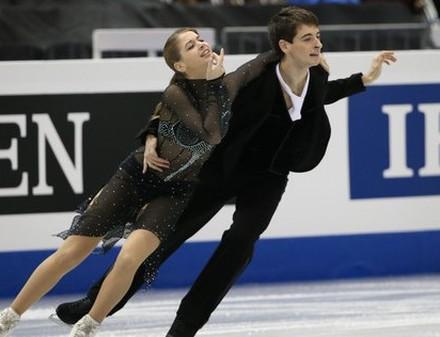 Харьковская пара - чемпионы Украины