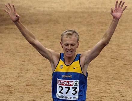 Украинский марафонец - лучший легкоатлет Европы!