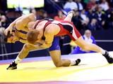 Харьковчанин выиграл чемпионат Украины по вольной борьбе