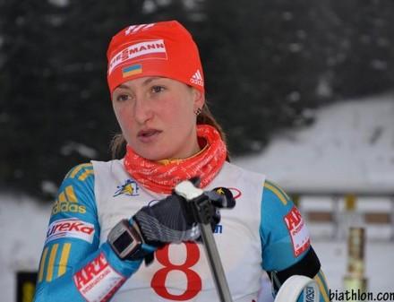 Харьковчанка попала в десятку лучших биатлонистов на чемпионате мира