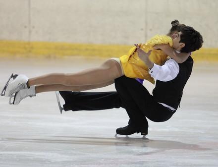 Фигуристы из Харькова заняли третье место на чемпионате мира