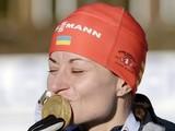 Биатлон. ЧМ-2015. Валентина Семеренко - чемпиока мира!
