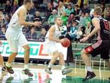 В Харькове прошли баскетбольные баталии