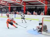 Хоккейная «Юность» натерпелась от «Кременчуга» в Харькове