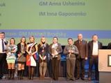 Харьковчанка стала серебряной призеркой чемпионата Европы по шахматам