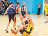 Стал известен календарь второго этапа чемпионата Украины по баскетболу