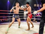 Харьковчанин победил на Кубке мира по таиландскому боксу