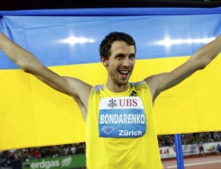 Богдан Бондаренко стал легкоатлетом года в Украине