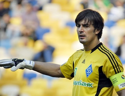 Александр Шовковский принимает поздравления
