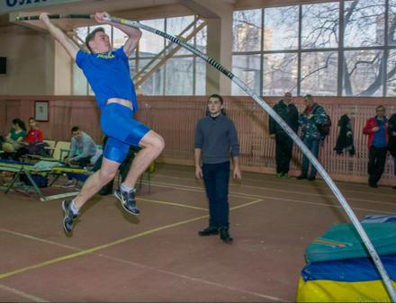 Легкоатлеты Харьковщины неплохо выступили на «Рождественских стартах»