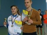 Харьковские бадминтонисты победили на чемпионате Украины
