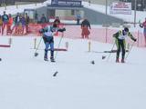 Спортсмены Харьковской области хорошо покатались на лыжах