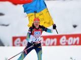 У украинских биатлонисток — «золото» 5-го этапа Кубка мира