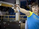 Елена Костевич в Германии настреляла на «золото»
