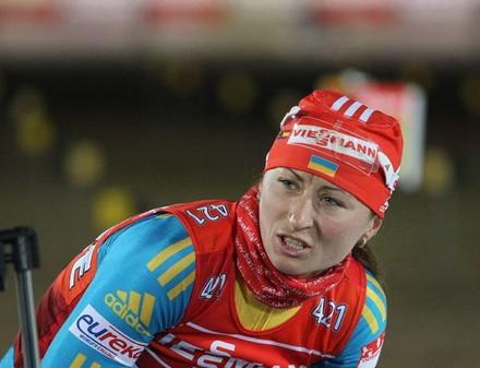 Харьковская биатлонистка попалась на допинге
