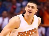 Украинец Алекс Лэнь установил личный рекорд в НБА (ВИДЕО)