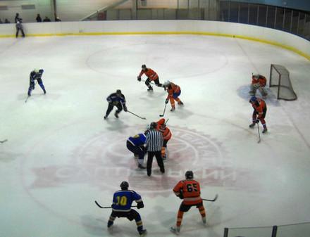 В Харькове затевается хоккейное дерби