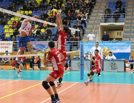 Чем закончился чемпионат Украины по волейболу